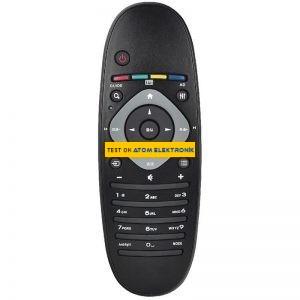 Philips RM-1075 Universal Lcd-Led Tv Kumandası