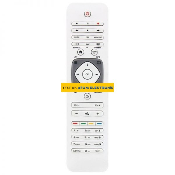 Philips RM-L1128W Universal Lcd Led Tv Kumandası