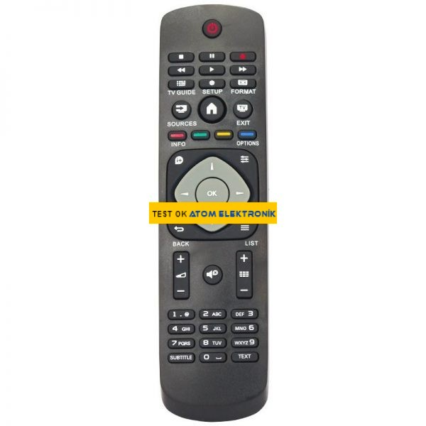 Philips RM-L1225 Universal Lcd-Led Tv Kumandası