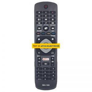Philips RM-L1285 Netflix Universal Lcd Led Tv Kumandası