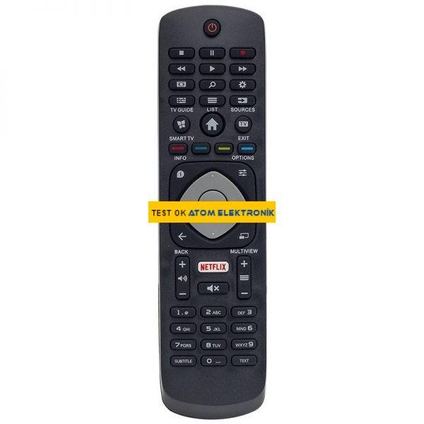 Philips RM-L239B Smart Tuşlu Netflix Lcd-Led Tv Kumanda