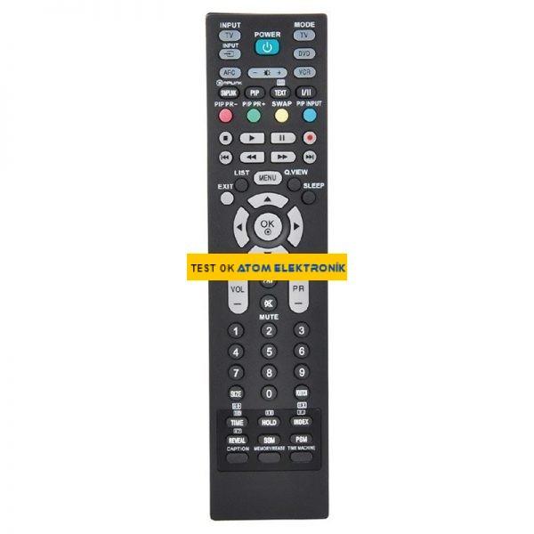 LG RM-D657 Lcd-Led-Plazma Tv Kumandası