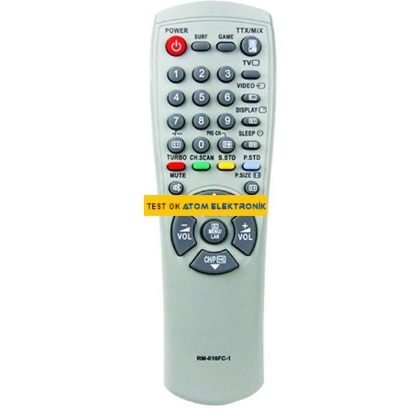 Samsung RM-016FC-1 Universal TV Kumandası