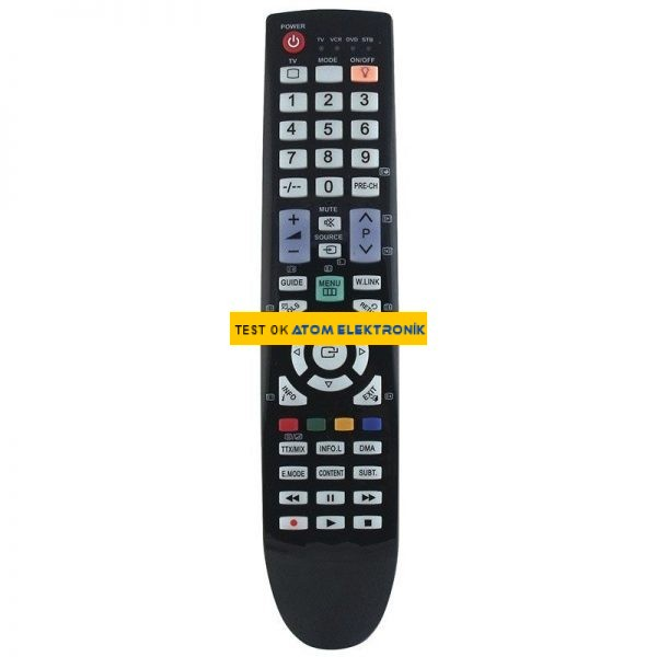 Samsung RM-D762 Universal Lcd-Led Tv Kumandası