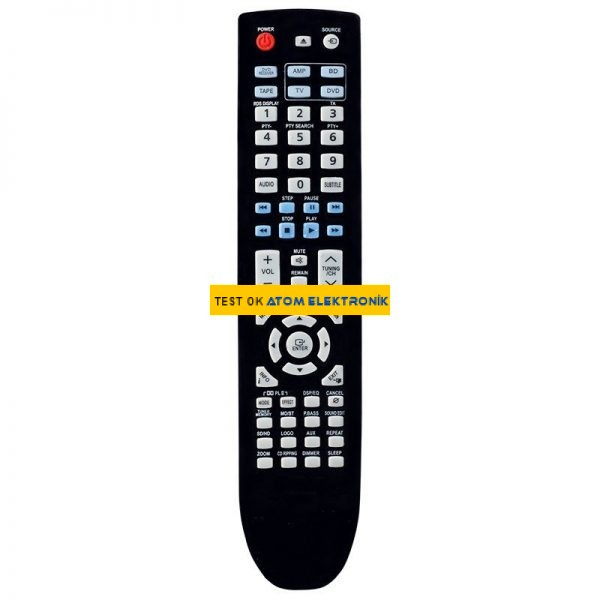 Samsung RM-D935 Universal Lcd-Led Tv Kumandası