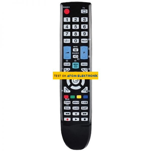 Samsung RM-L898 Universal Lcd-Led Tv Kumandası