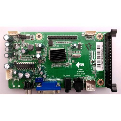 12AT031  AX023LD12AT031-L SN023LD12AT031-V Axen Main Board