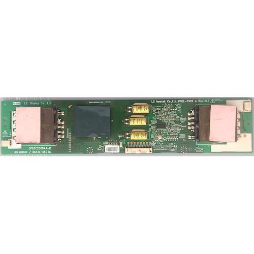 6632L-0604A, LC420WUN LG inverter board
