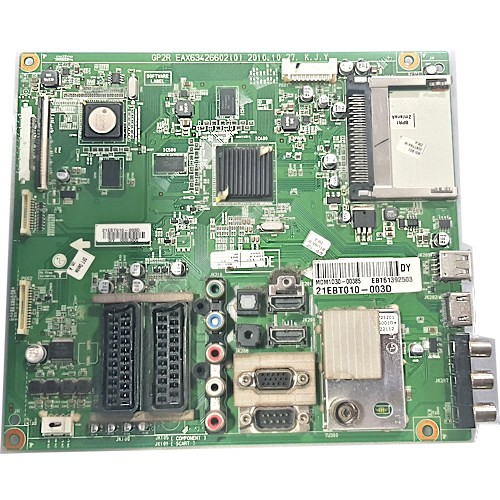EAX63426602(0), ebt61392503 LG Main Board