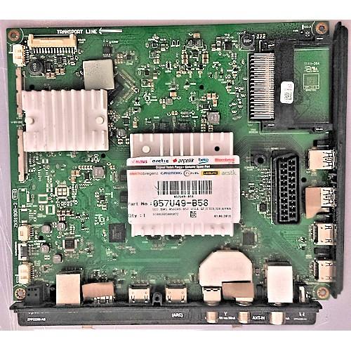 P682ZZ, ZKR190R-3, 057U49-B58 Arçelik Main Board,
